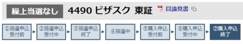 東京東海証券補欠当選繰り上がらず